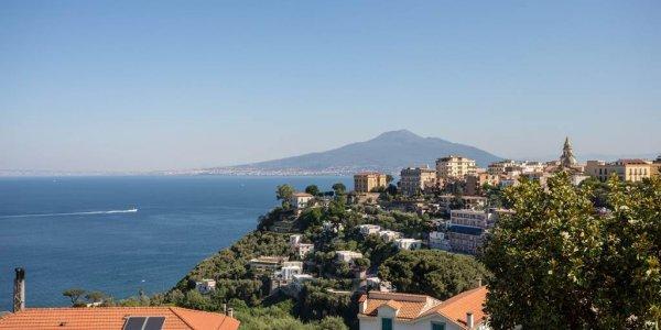 Sorrento Italy July Family Hols