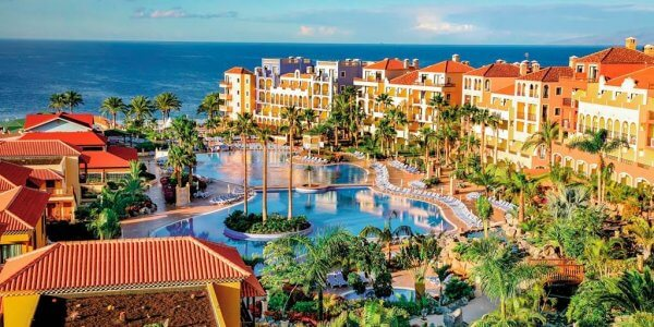 Late Tenerife 5* Sunshine Escape