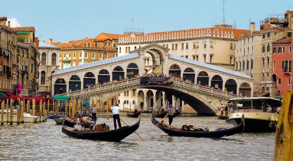 Springtime in Venice Italy - Image 1