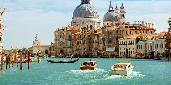 Venice & Nice Euro City Break
