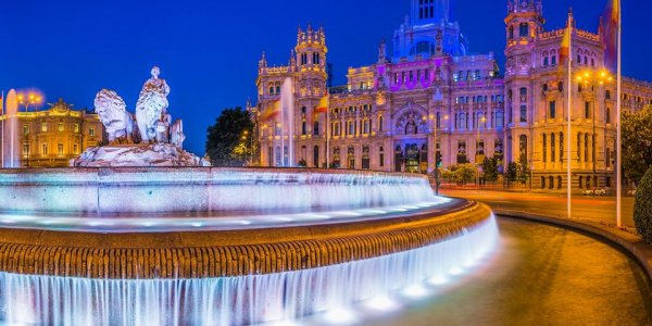 Madrid City Break incl Bernabeu Tour