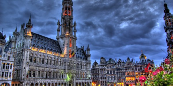 Brussels Belgium April City Break Offer