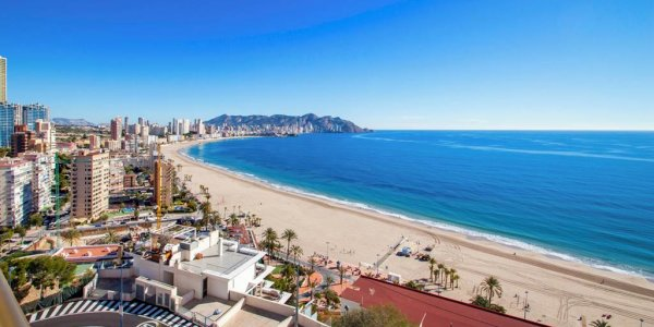 Benidorm Spain November NInja Value