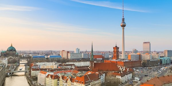 4* Feb City break to Berlin