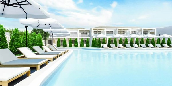 4* CORFU – SWIM UP ROOM