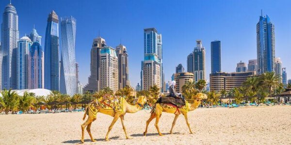 5* Dubai Luxury Sept Break