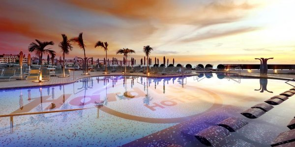 5* Hard Rock Hotel Tenerife Family Hols