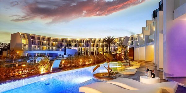 Luxury Hard Rock Hotel Ibiza Break