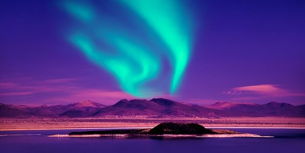 Want to see the Northern Lights – Reykjavik, Iceland