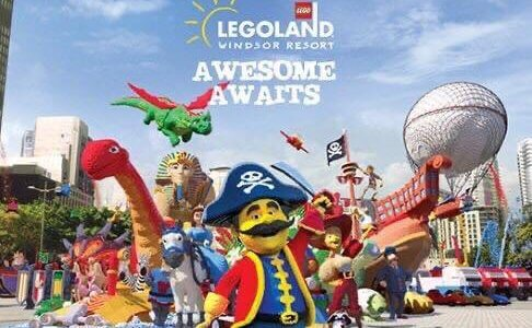 Legoland Easter Family Break