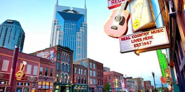 Nashville Music City USA Short Break
