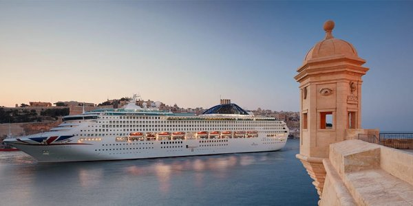 P&O Med Cruise Summer Value