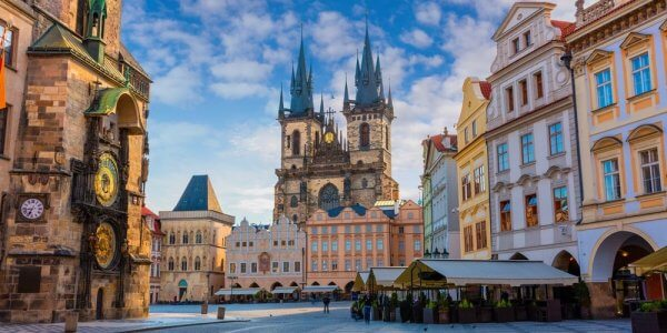 Prague 5* Winter City Break
