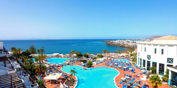 Lanzarote 4* Late April All Inclusive Deal