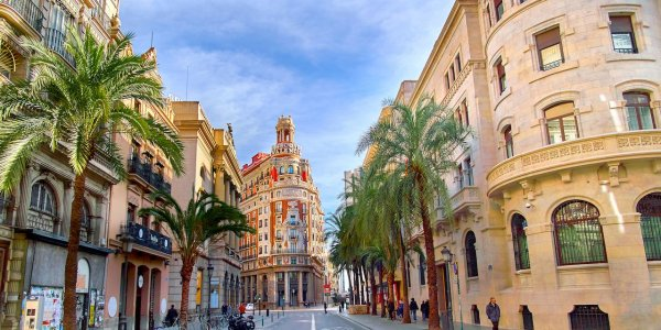 SUNNY VALENCIA Summer 4* City Break