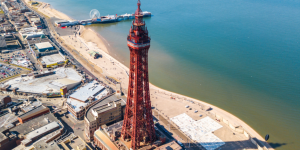 Blackpool August Summer Family Deal