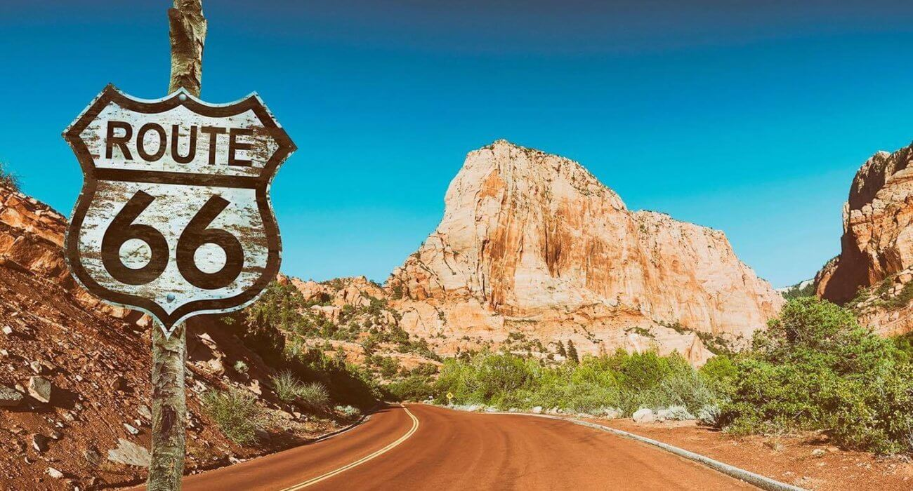 Route 66 USA Self Drive NInja Special - Image 1