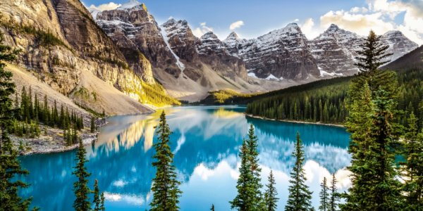 Canadian Rockies Easter Hols Fly Drive Special