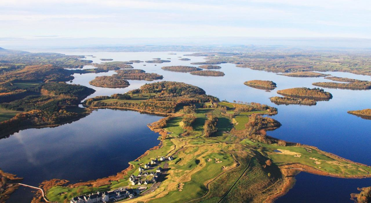5* Lough Erne Resort with Lake View - Image 2