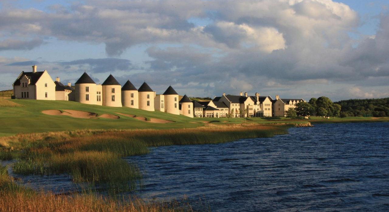 5* Lough Erne Resort with Lake View - Image 1
