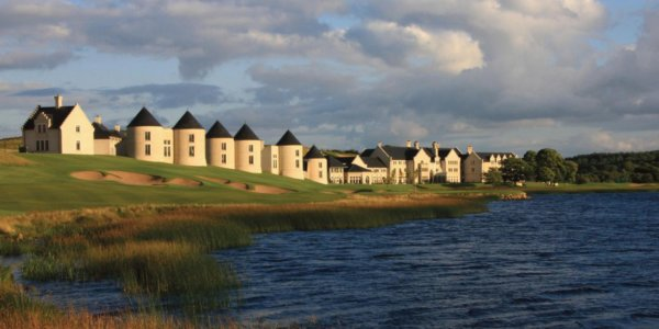5* Lough Erne Resort with Lake View