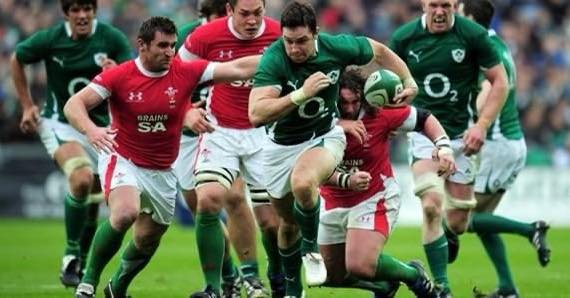Ireland Six Nations Rugby 2022 Home Matches