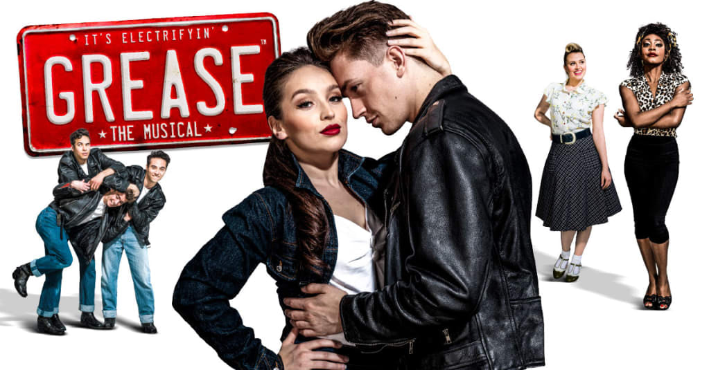 #liverpoolbreak GREASE * THE MUSICAL - Image 1