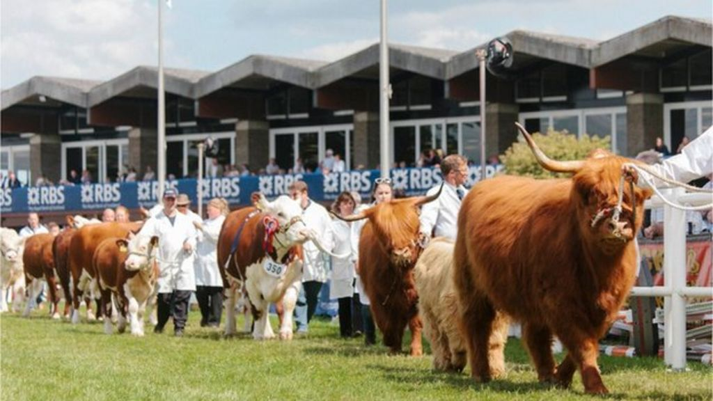 The Royal Highland Show 2022 (1 Day at Show) - Image 1
