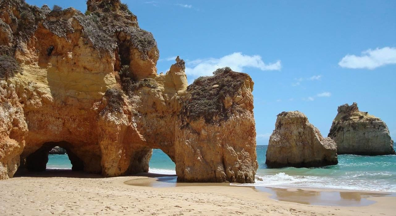 Algarve Portugal Peak Summer From City of Derry - Image 1