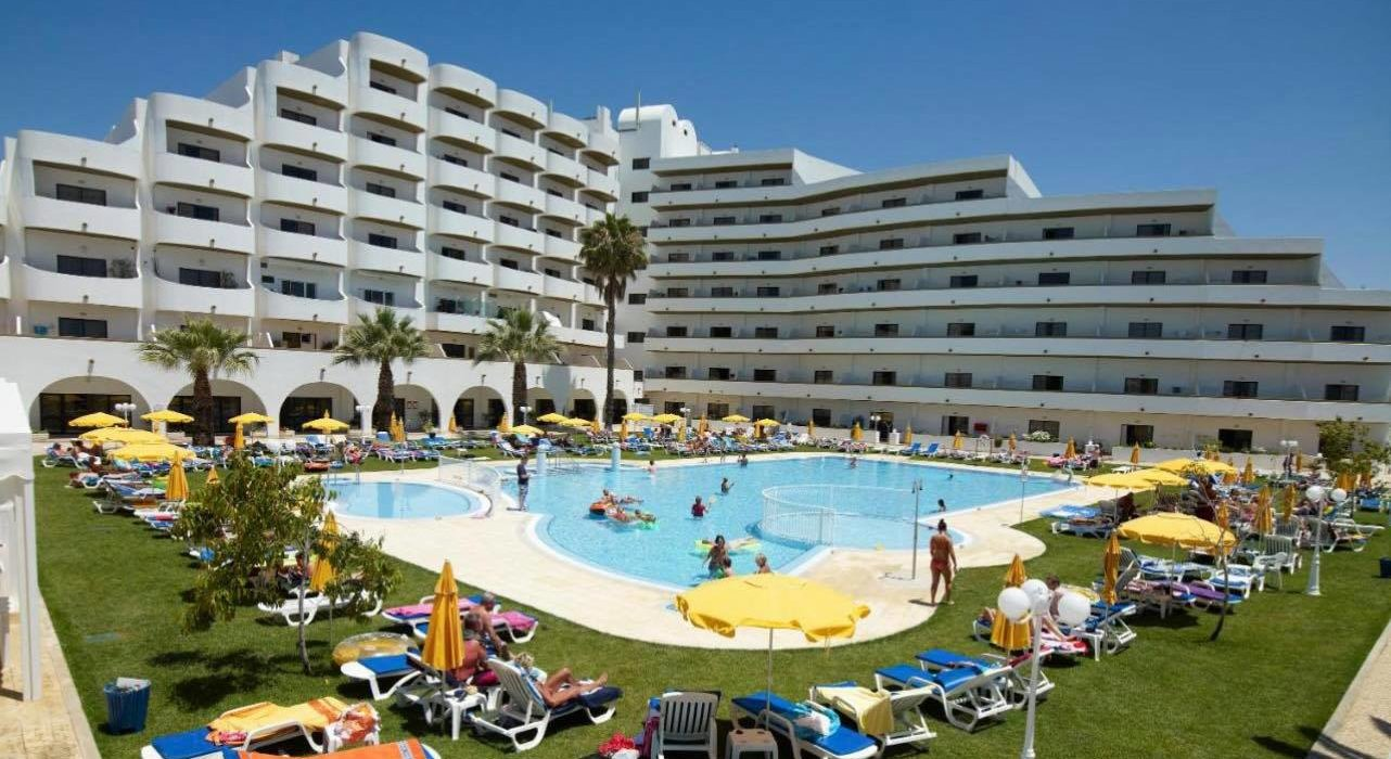 Algarve Portugal Peak Summer From City of Derry - Image 2