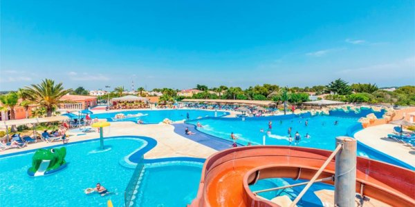 MENORCA FAMILY DEAL UNLIMITED WATER PARK ENTRY