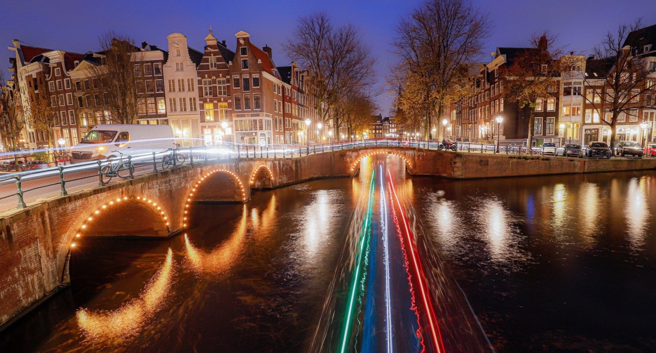 New Years Celebrations in Amsterdam - Image 1