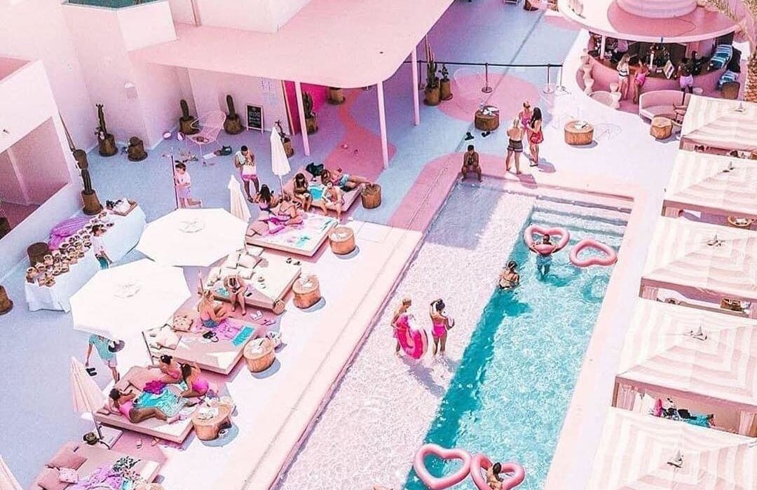 """Ibiza Opening Parties – Stay in """"Pink Hotel"""" - Image 2"""