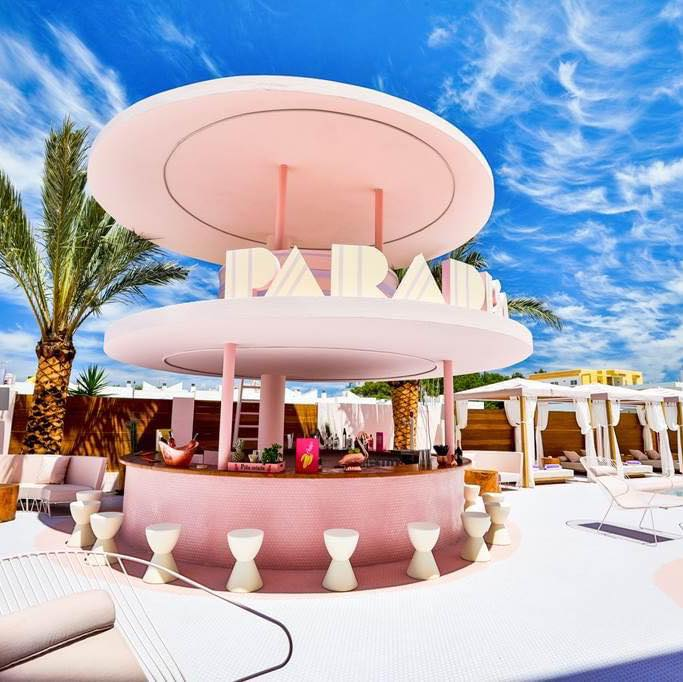 """Ibiza Opening Parties – Stay in """"Pink Hotel"""" - Image 1"""