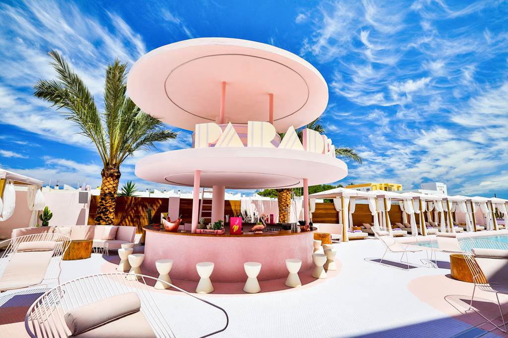 """Insta Famous in Ibiza's Famous Chic """"PINK"""" Hotel - Image 1"""