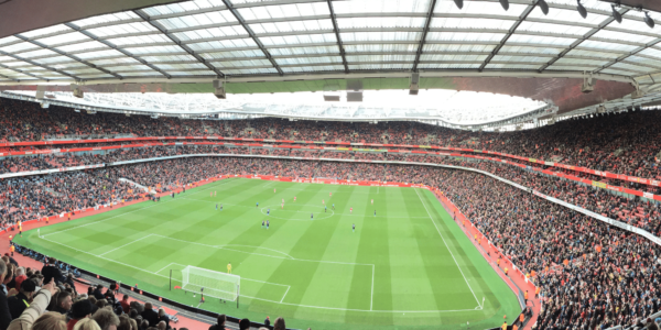 Arsenal Premier League Games at the Emirates