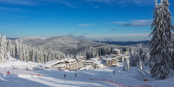 Christmas on the Slopes Pamporovo