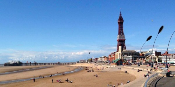 Winter Fun with Blackpool Lights & Entertainment