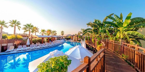 Halloween Family 5* All Inclusive Turkey Offer
