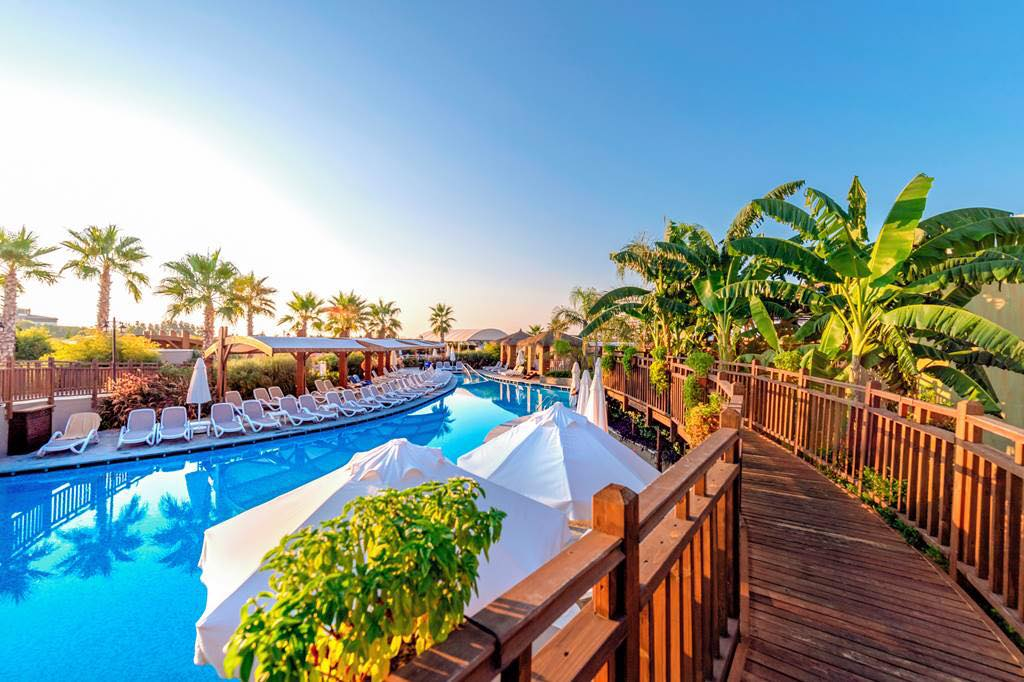 Halloween Family 5* All Inclusive Turkey Offer - Image 1