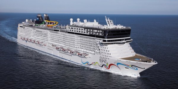 Norwegian Epic May '22 Med Cruise Sale Offer