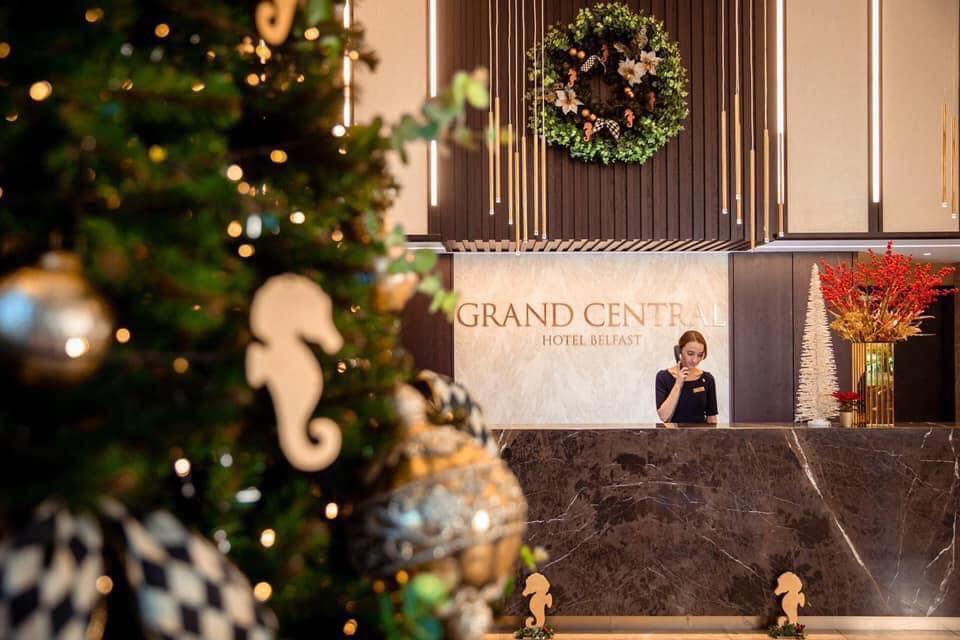 Grand Central Belfast Christmas Shopping - Image 1