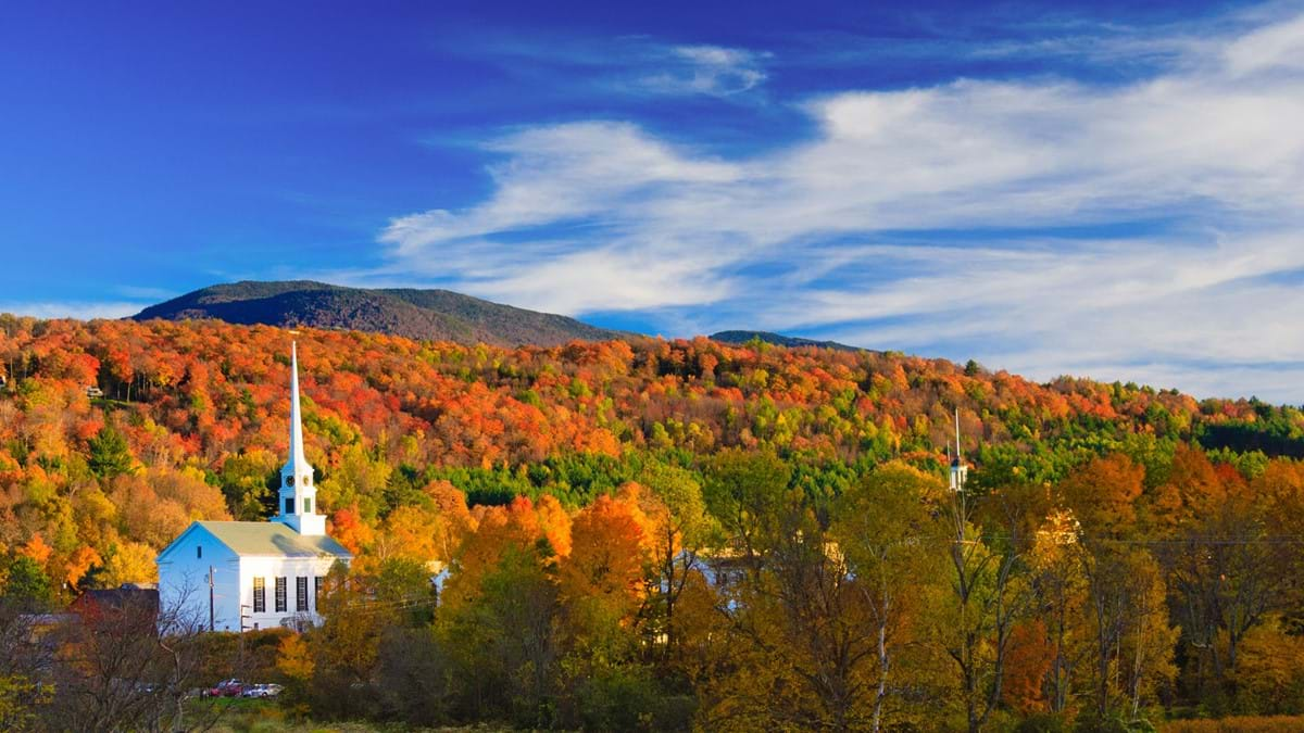 New England in the Fall September 2022 Tour - Image 1