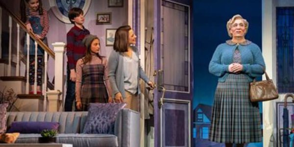 NEW YORK with Mrs Doubtfire the Musical on #Broadway