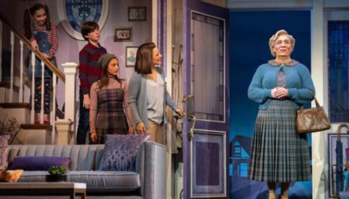 NEW YORK with Mrs Doubtfire the Musical on #Broadway - Image 1