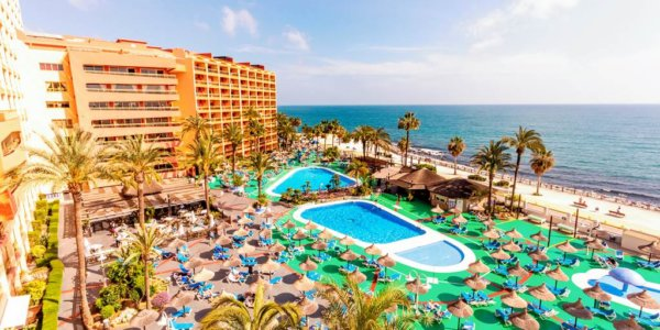 NEW YEAR COSTA DEL SOL FAMILY DEAL!!