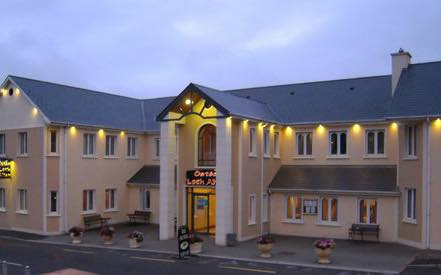 New Years Eve to Ostan Loch Altan Hotel