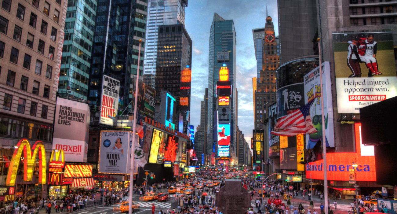 New York Break Including a Broadway Show - Image 1