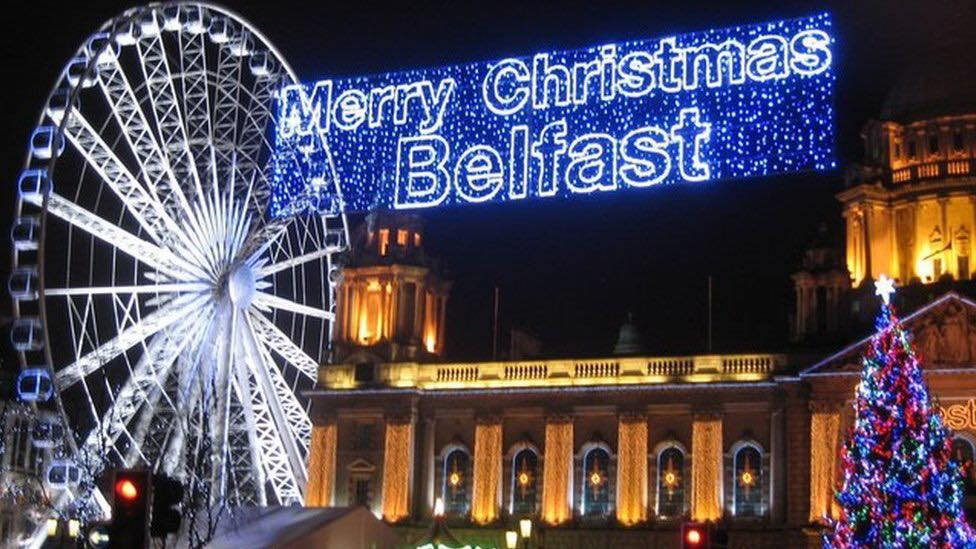 December Christmas Party Nights in Belfast - Image 1