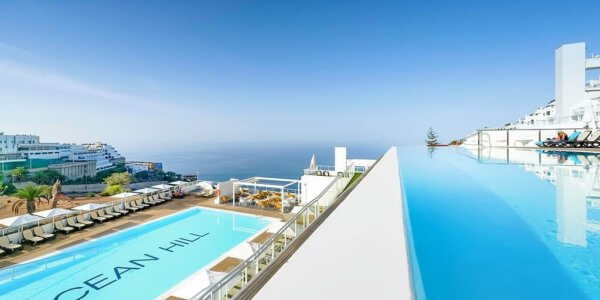 Gran Canaria Adults Only Swim Up Room